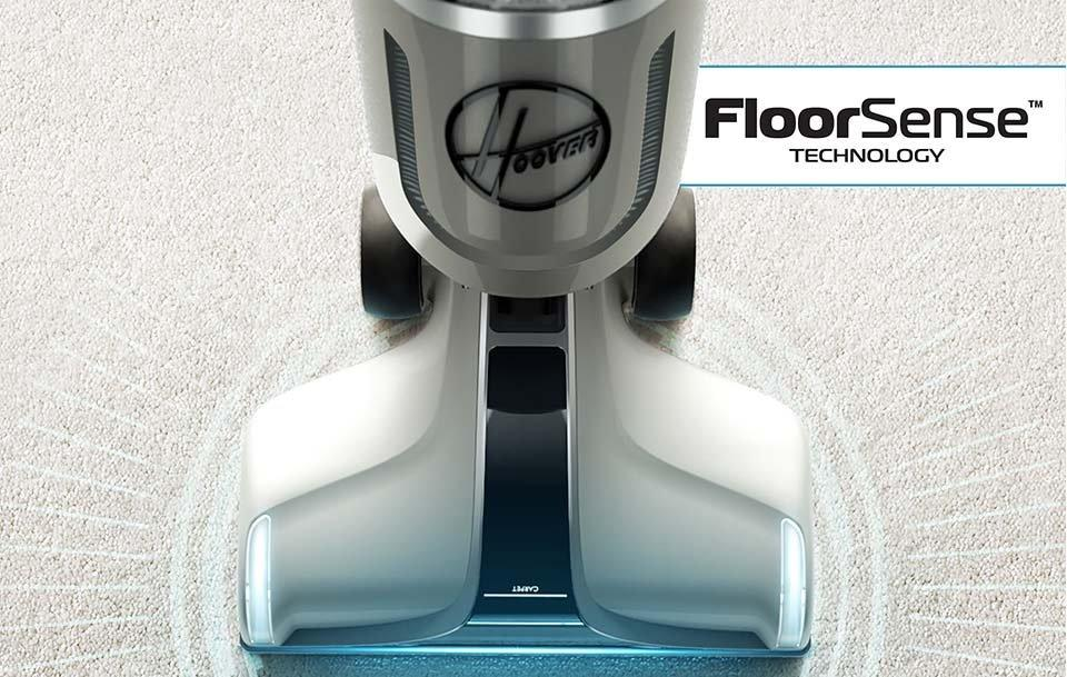 Intelligent FloorSense Technology