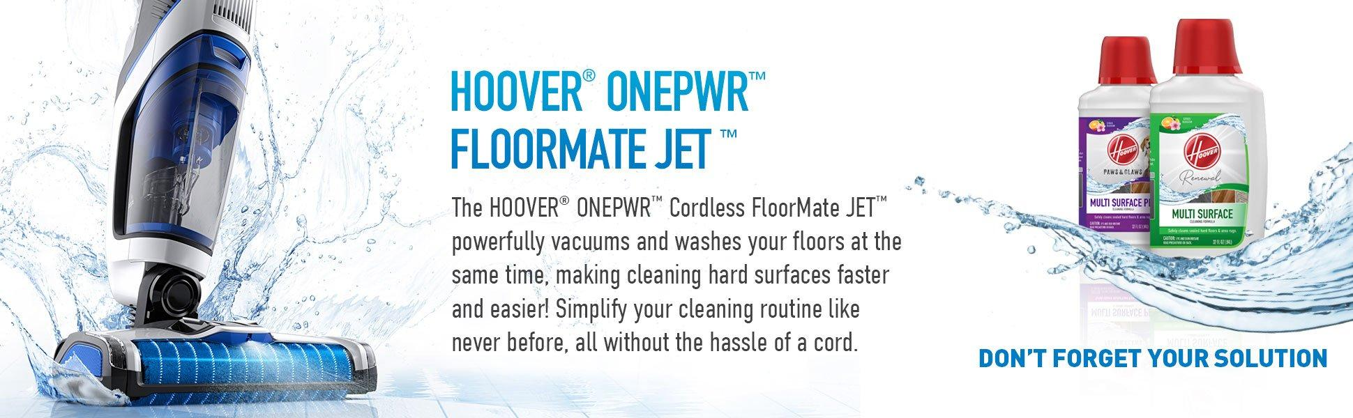 ONEPWR FloorMate JET
