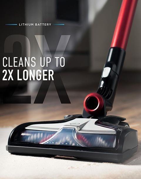 Cleans Longer