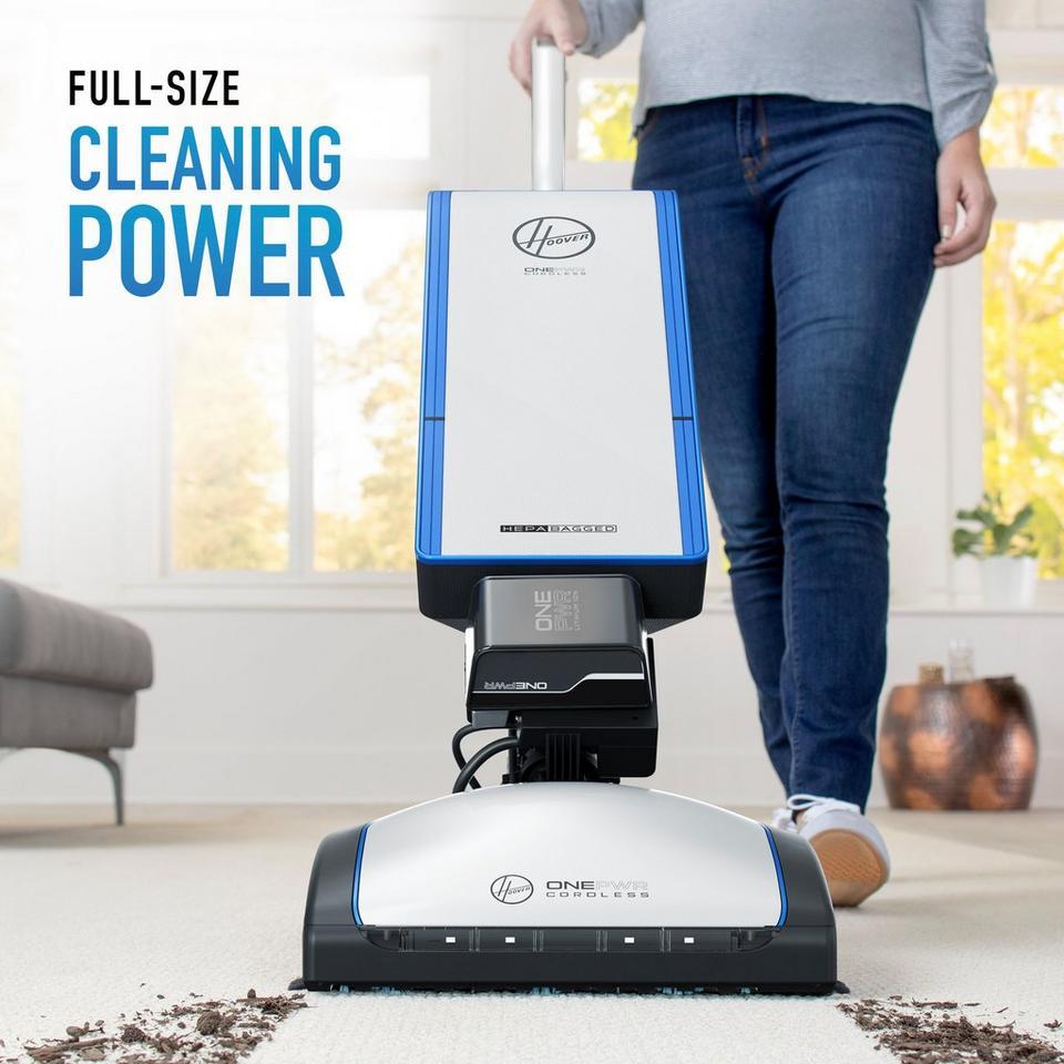 ONEPWR™ HEPA+ Cordless Upright Vacuum - Kit - BH55500PC