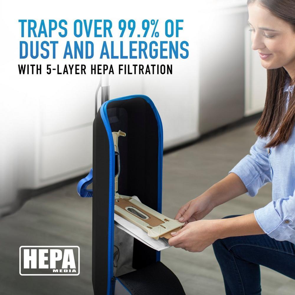 ONEPWR HEPA Cordless Upright Vacuum - Kit6