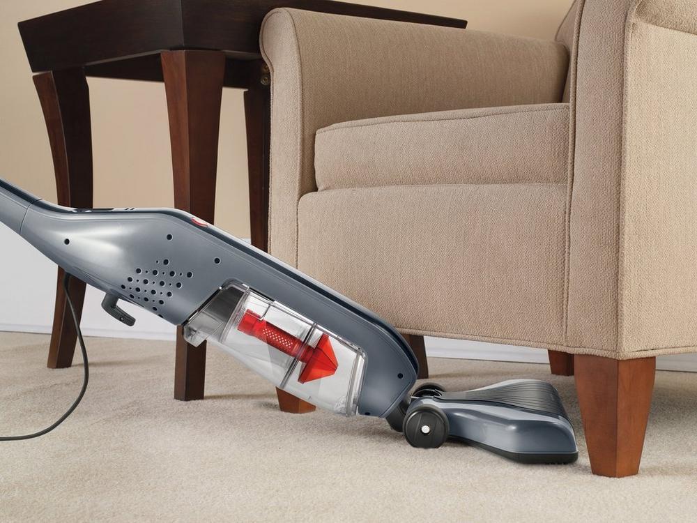 Cyclonic Stick Vacuum4
