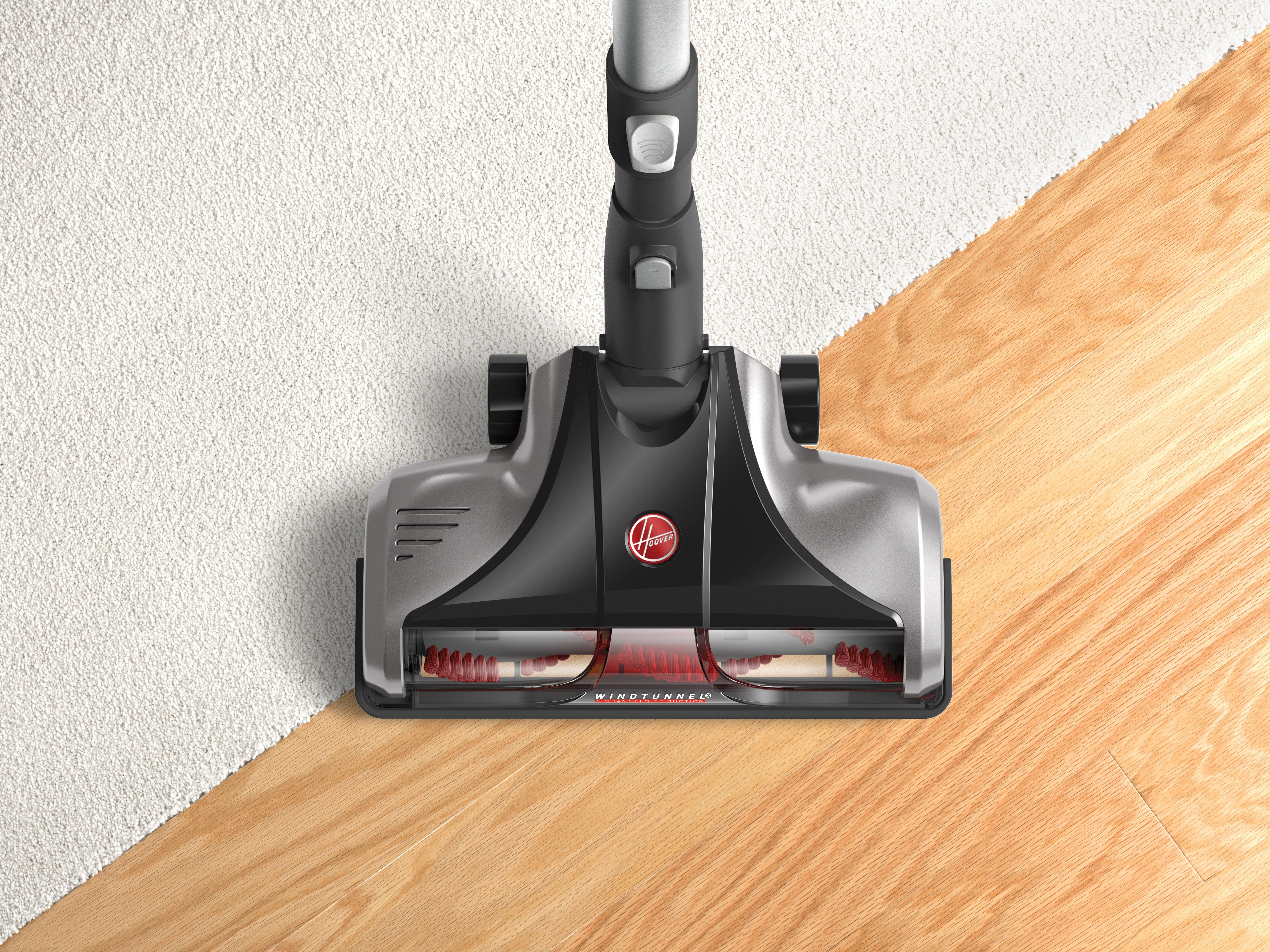 Quiet Force Bagged Canister Vacuum2
