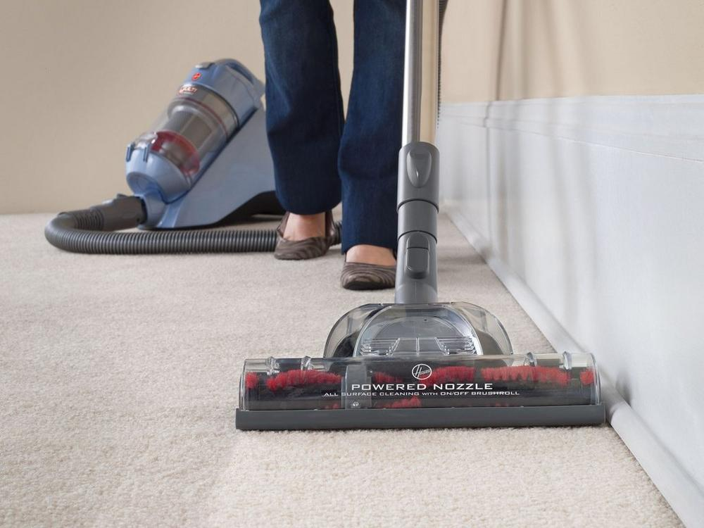 Reconditioned Multi-Cyclonic Canister Vacuum2