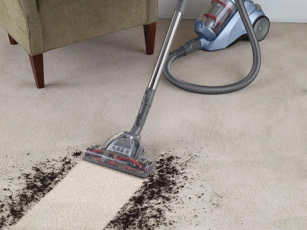 Reconditioned Multi-Cyclonic Canister Vacuum3