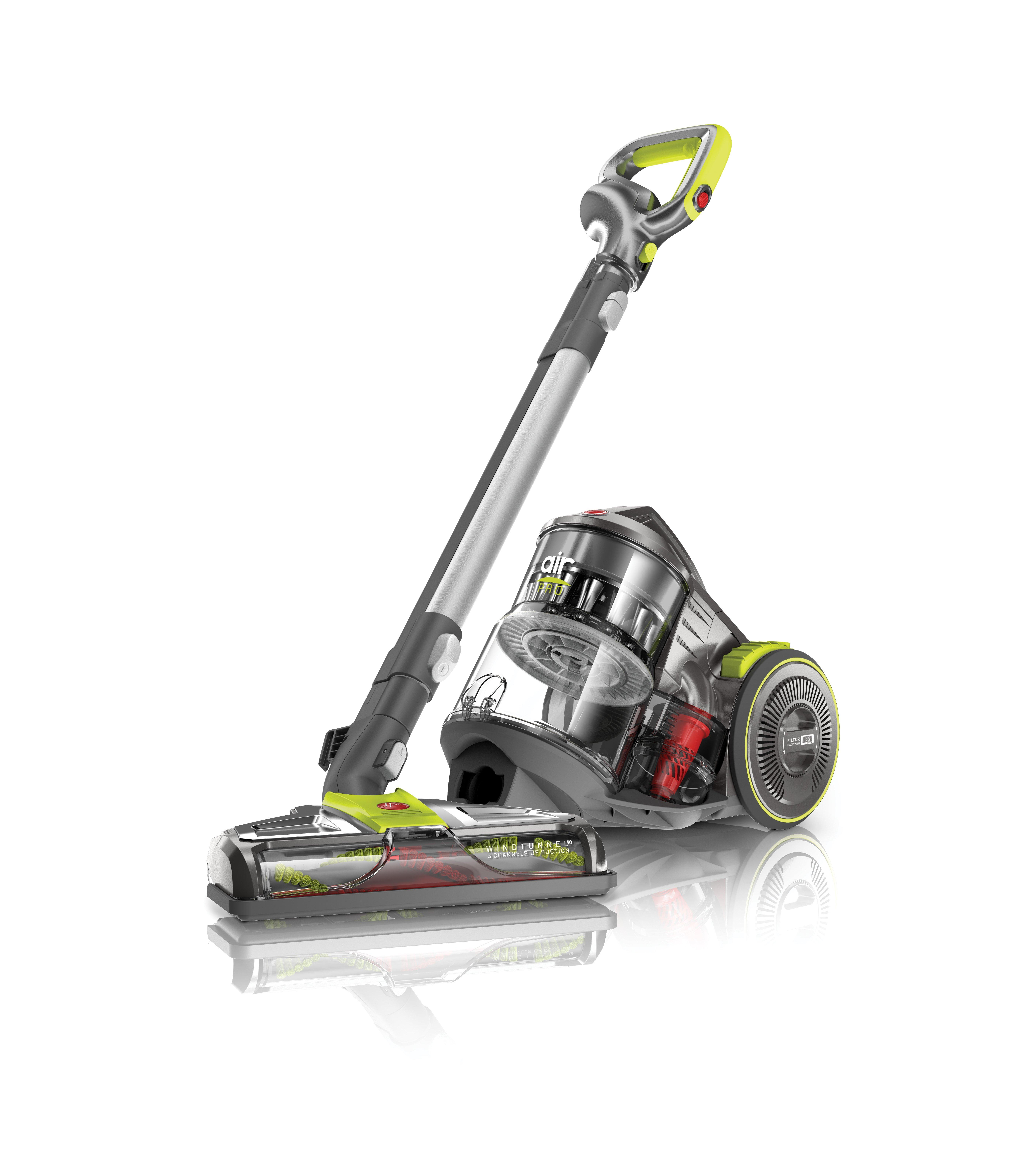 Air Pro Bagless Canister Vacuum2