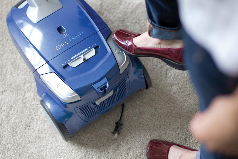 Envy Hush Bagged Canister Vacuum8