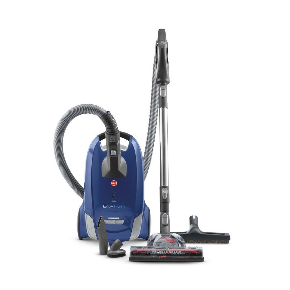 Envy Hush Bagged Canister Vacuum1