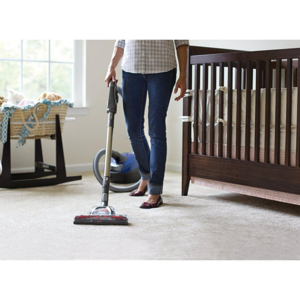 Envy Hush Bagged Canister Vacuum - SH40100