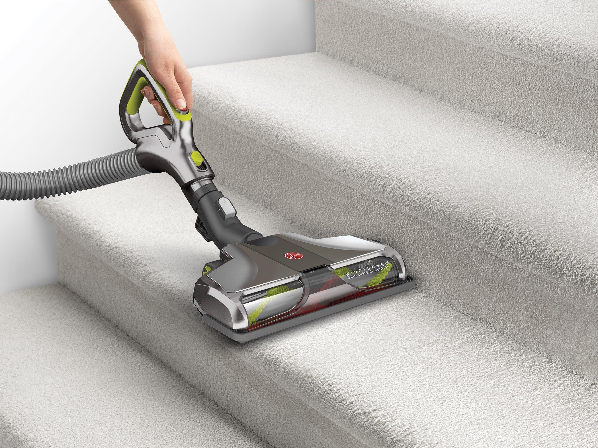 Air Power Bagless Canister Vacuum3