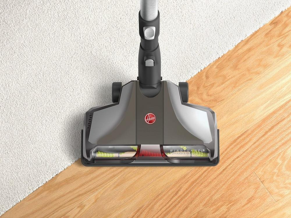 Air Power Bagless Canister Vacuum2
