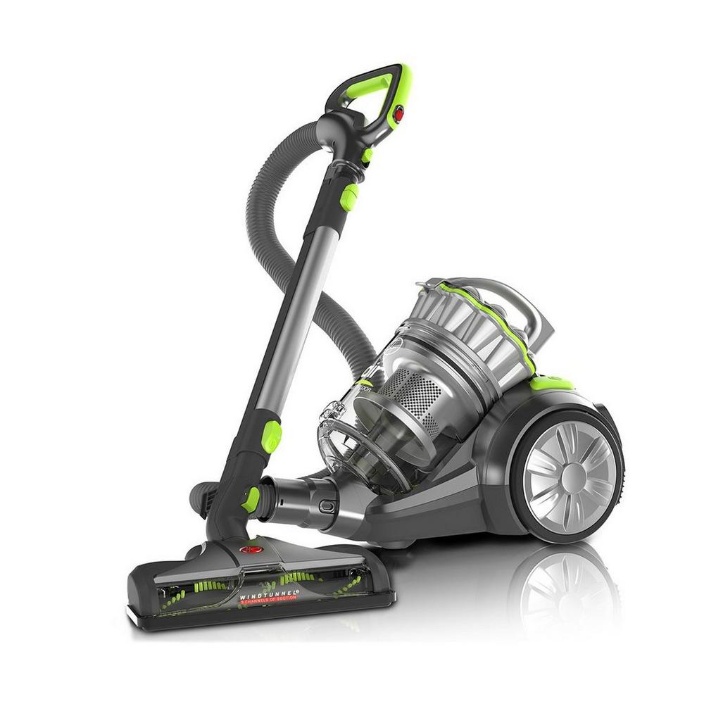 Air Power Bagless Canister Vacuum1