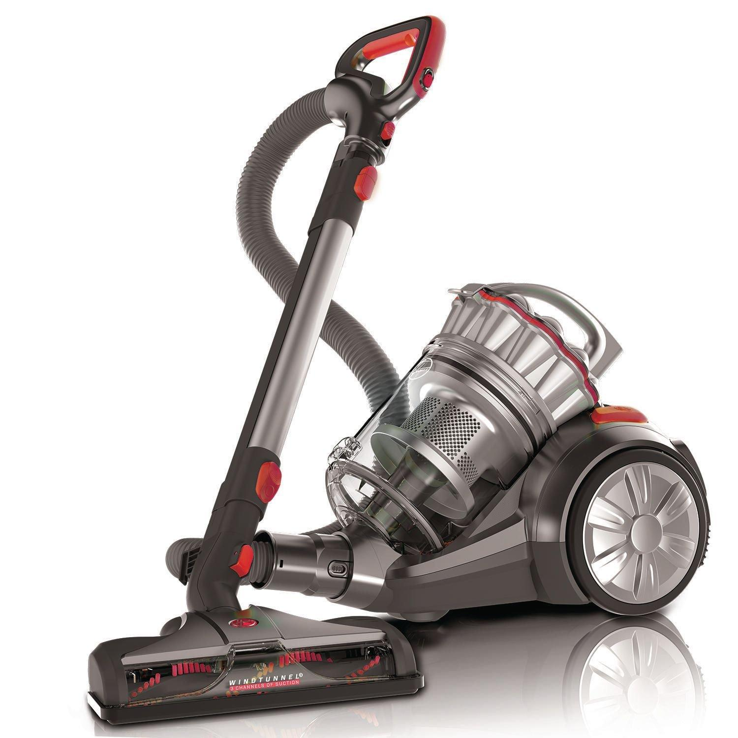 Pro Deluxe Canister Vacuum Cleaner