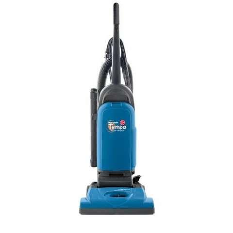 Tempo Widepath Bagged Upright Vacuum - U5140900
