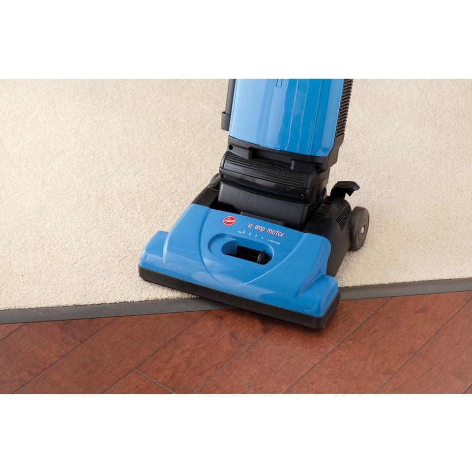 Tempo Widepath Bagged Upright Vacuum - U5140900