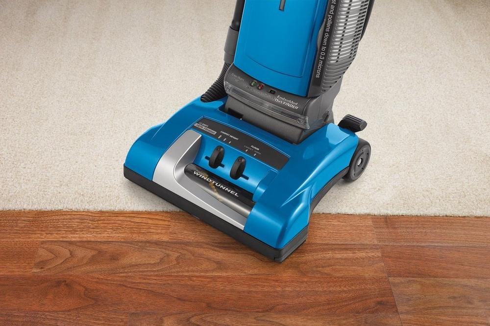 Reconditioned Self-Propelled WindTunnel Bagged Upright Vacuum4