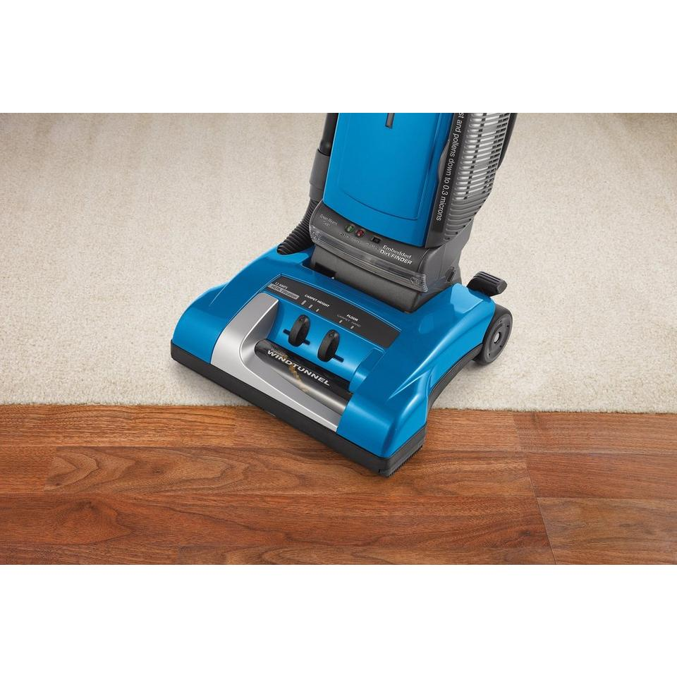 Anniversary Self-Propelled WindTunnel Bagged Upright Vacuum - U6485900PC