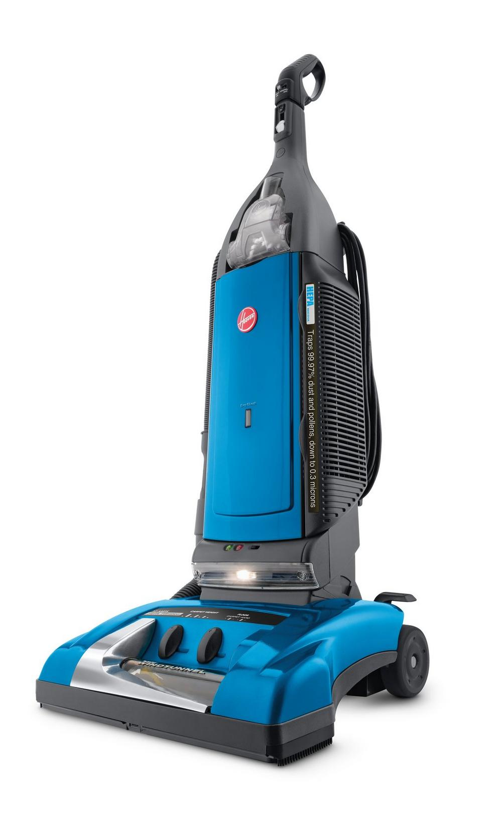 Anniversary Self-Propelled WindTunnel Bagged Upright Vacuum2