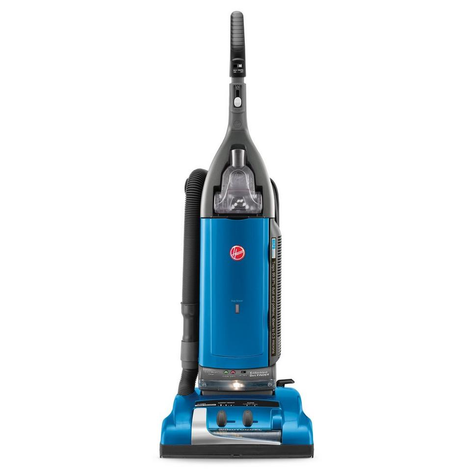 Anniversary Self Propelled Windtunnel Bagged Upright Vacuum