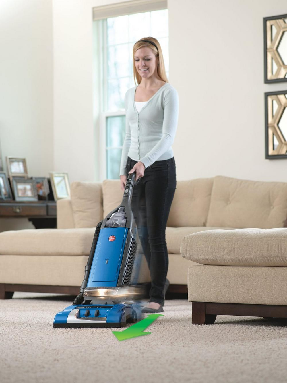 Anniversary Self-Propelled WindTunnel Bagged Upright Vacuum3