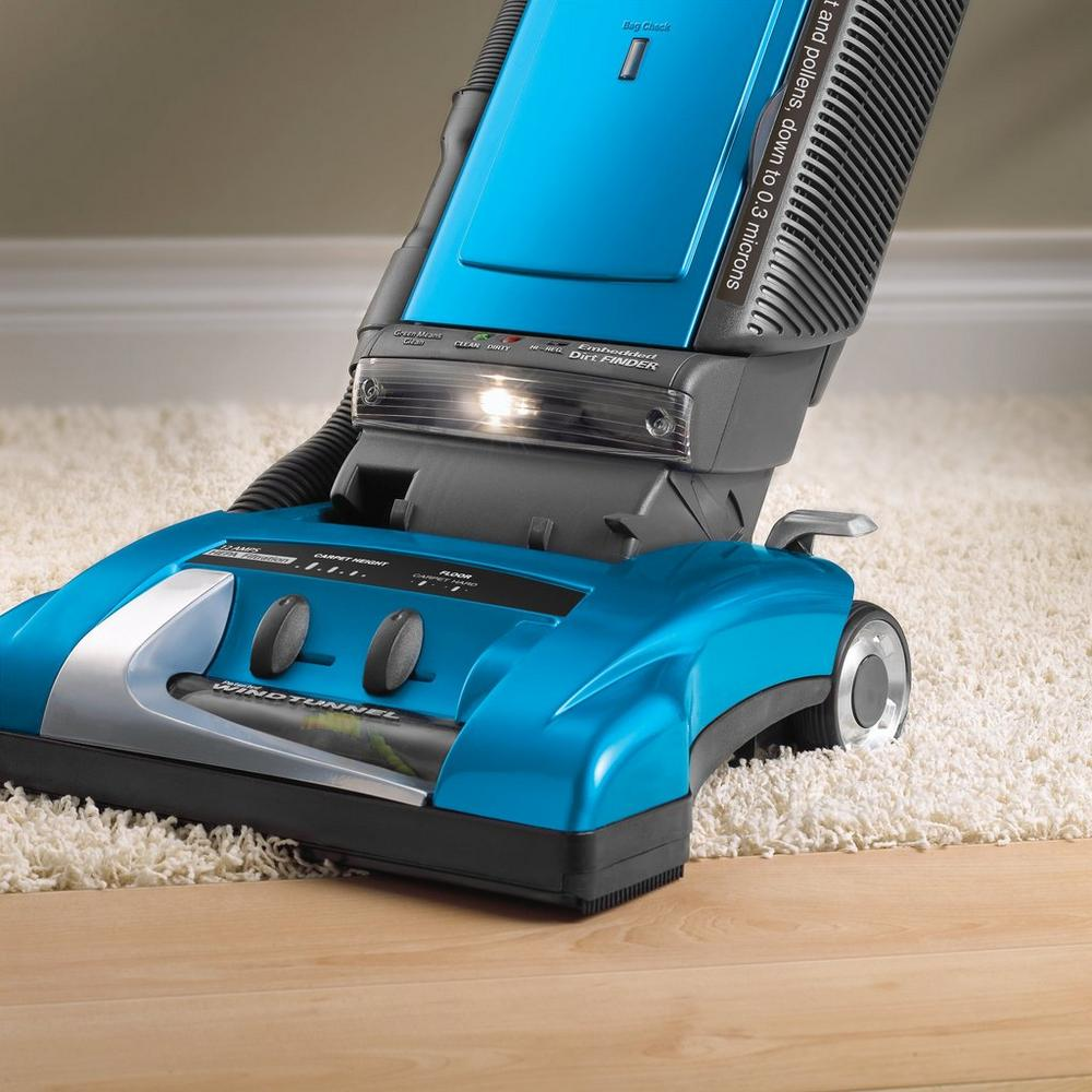 Anniversary Self-Propelled WindTunnel Bagged Upright Vacuum4
