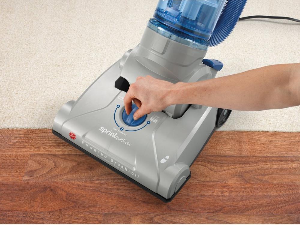 Reconditioned Sprint Quick Vac Upright Vacuum3