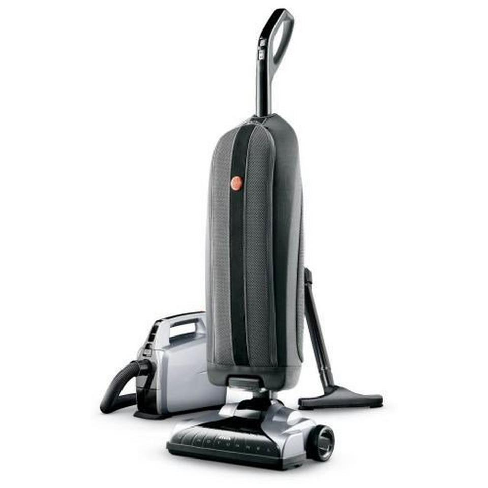 Platinum Collection Bagged Upright Vacuum Canister Combo