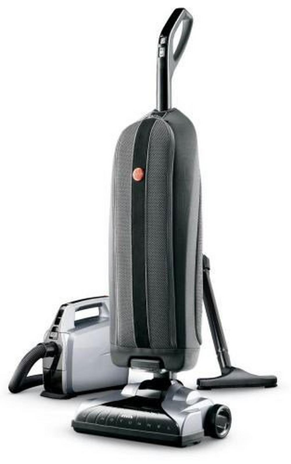 Platinum Collection Bagged Upright Vacuum & Bagged Canister Vacuum Combo1