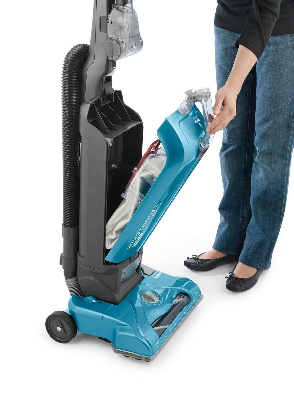 WindTunnel T-Series Bagged Upright Vacuum7
