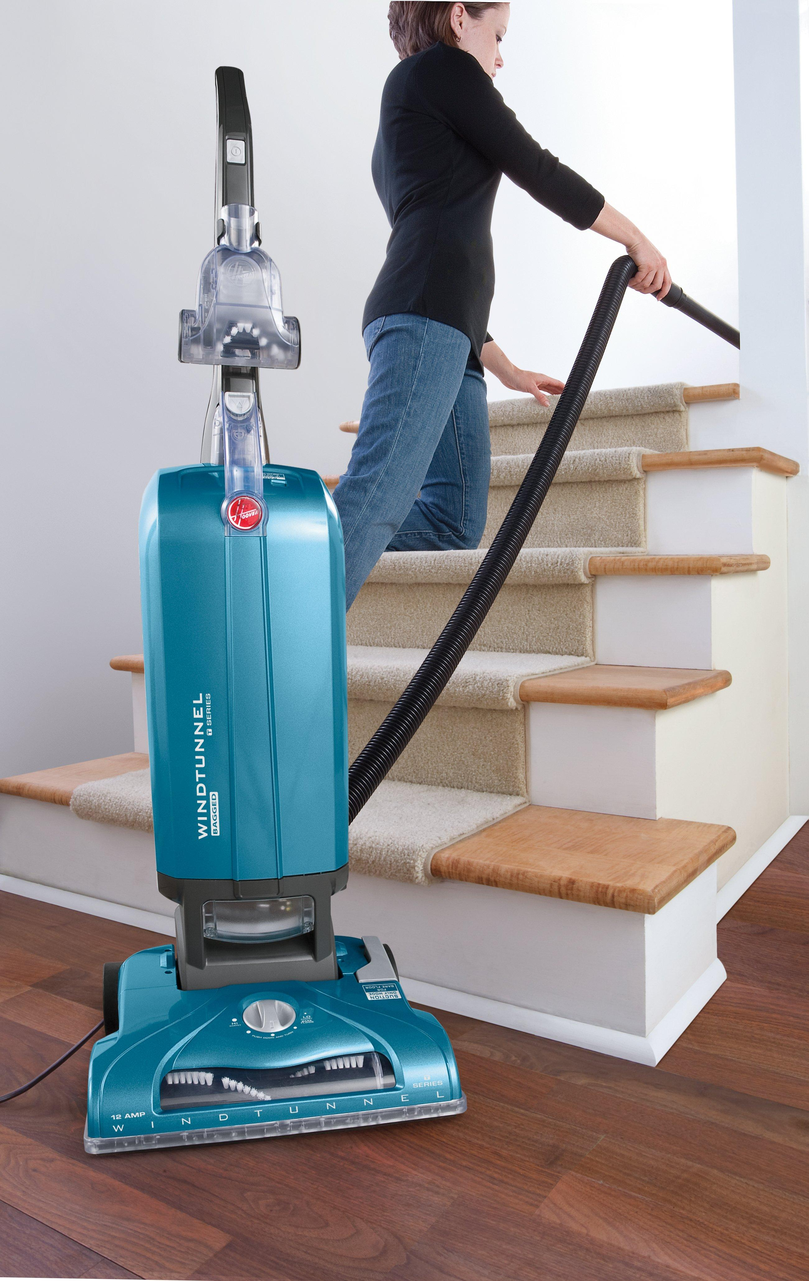 WindTunnel T-Series Bagged Upright Vacuum4