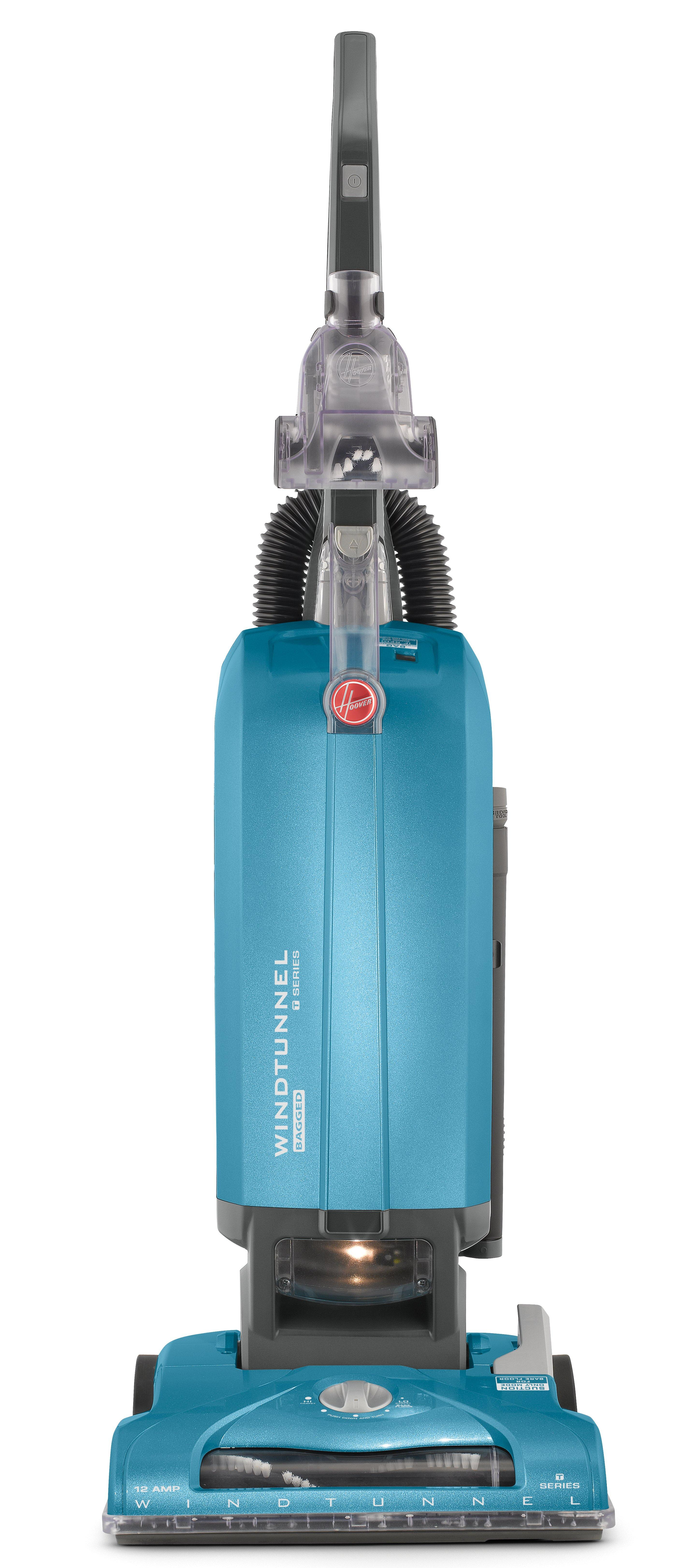 WindTunnel T-Series Bagged Upright Vacuum
