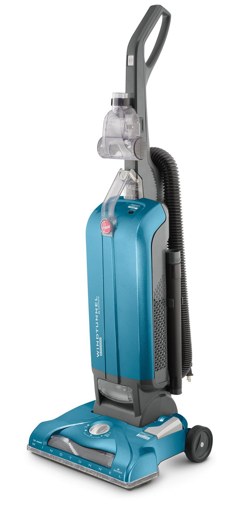 WindTunnel T-Series Bagged Upright Vacuum2