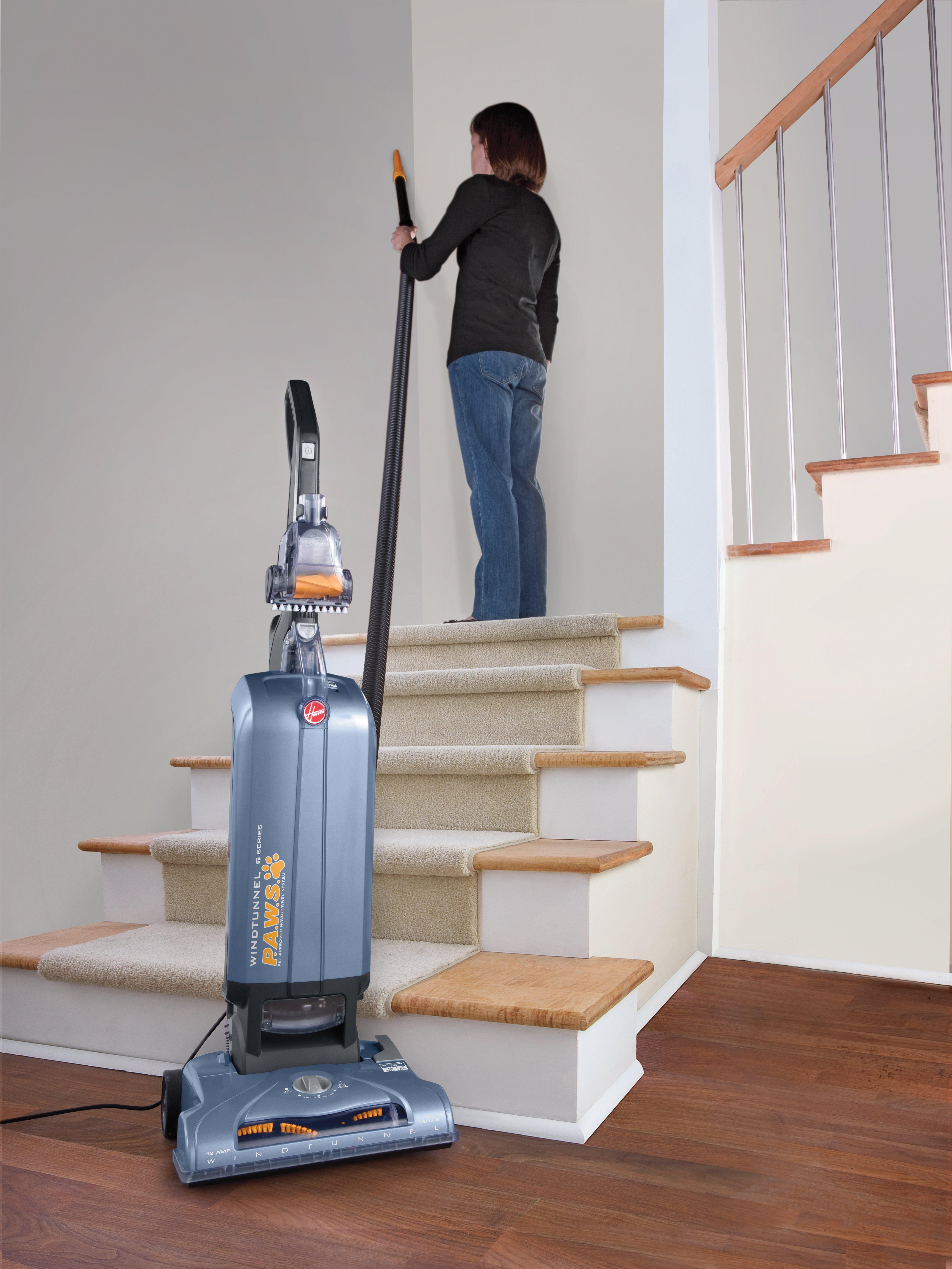 WindTunnel T-Series Pet Bagged Upright Vacuum7