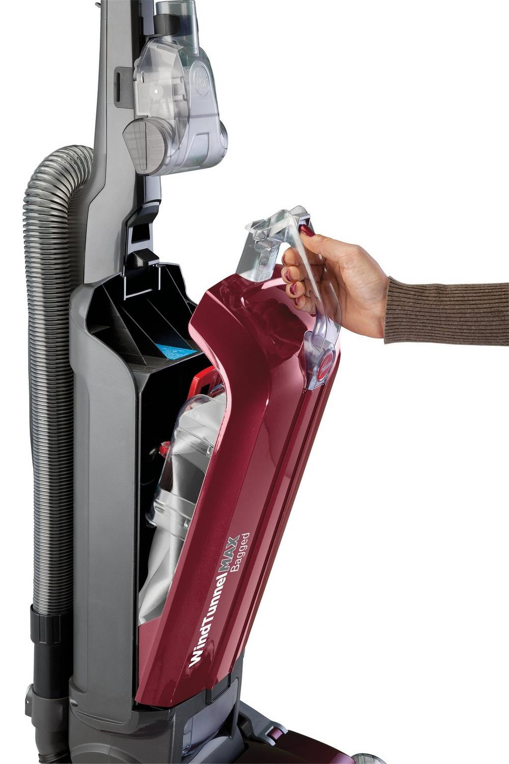 WindTunnel T-Series Max Bagged Upright Vacuum10