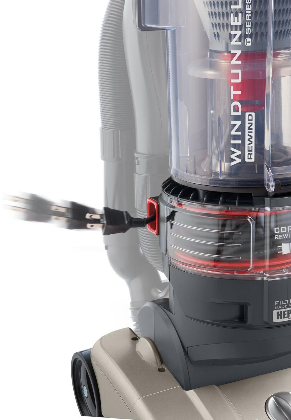 Reconditioned WindTunnel T1-Series Rewind Upright Vacuum8