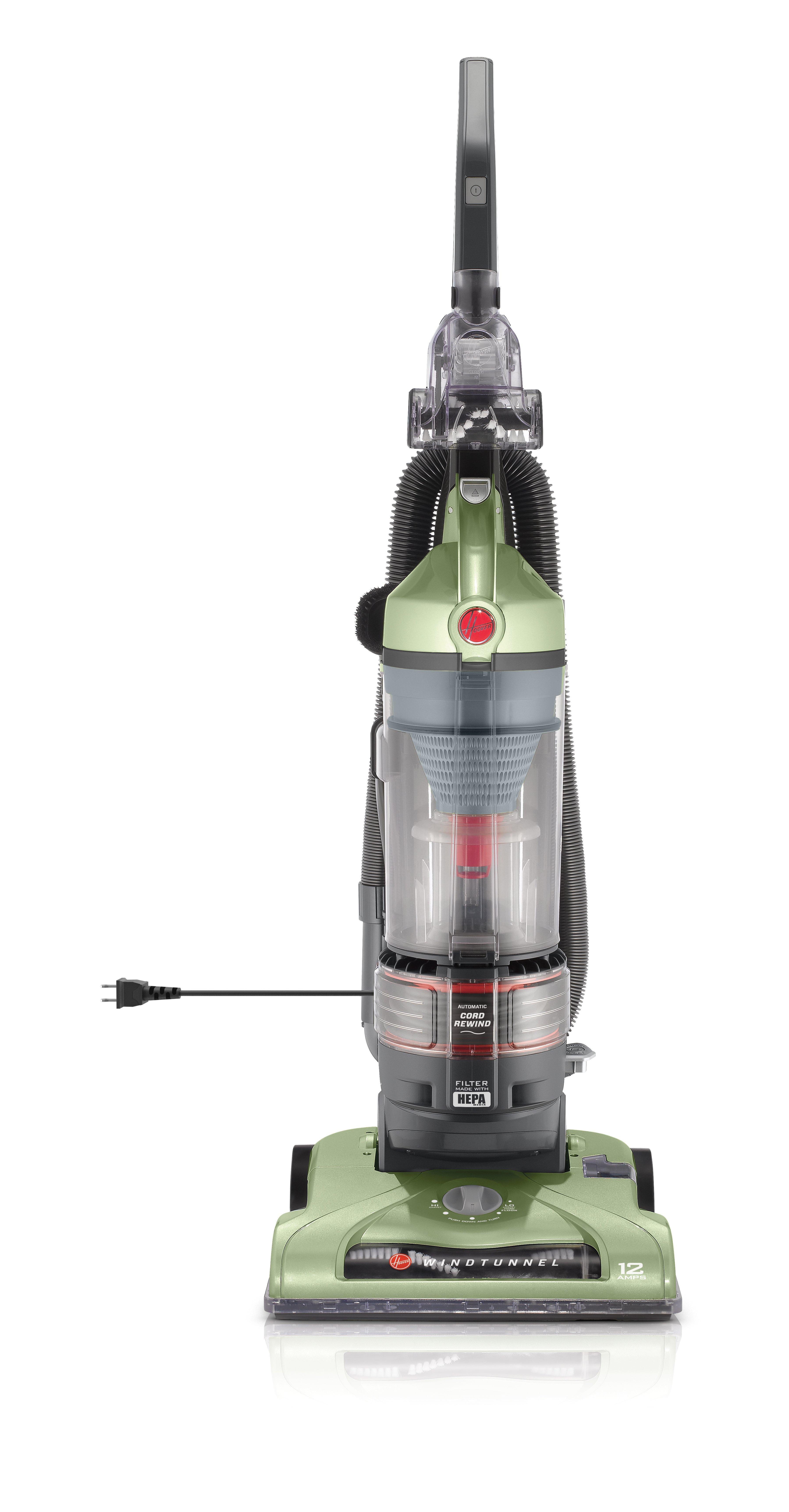 WindTunnel T-Series Rewind Plus Upright Vacuum