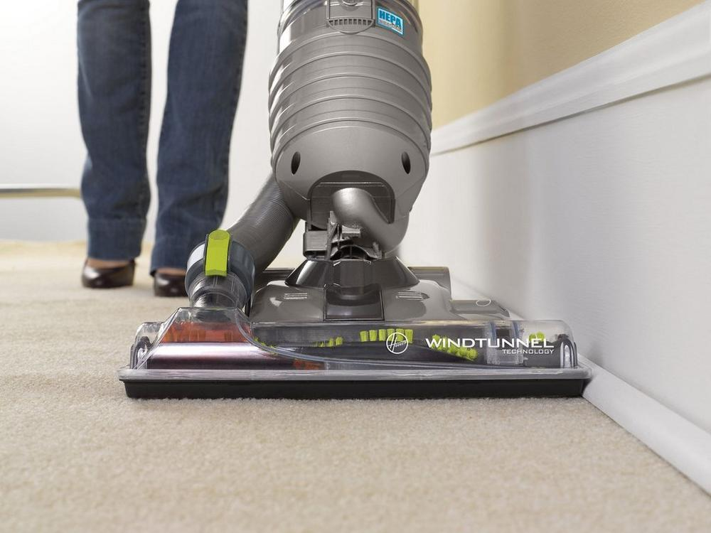 Reconditioned WindTunnel Air Upright Vacuum3