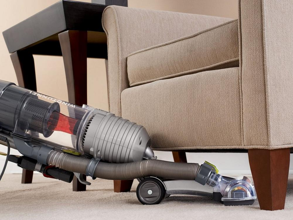 Reconditioned WindTunnel Air Upright Vacuum4