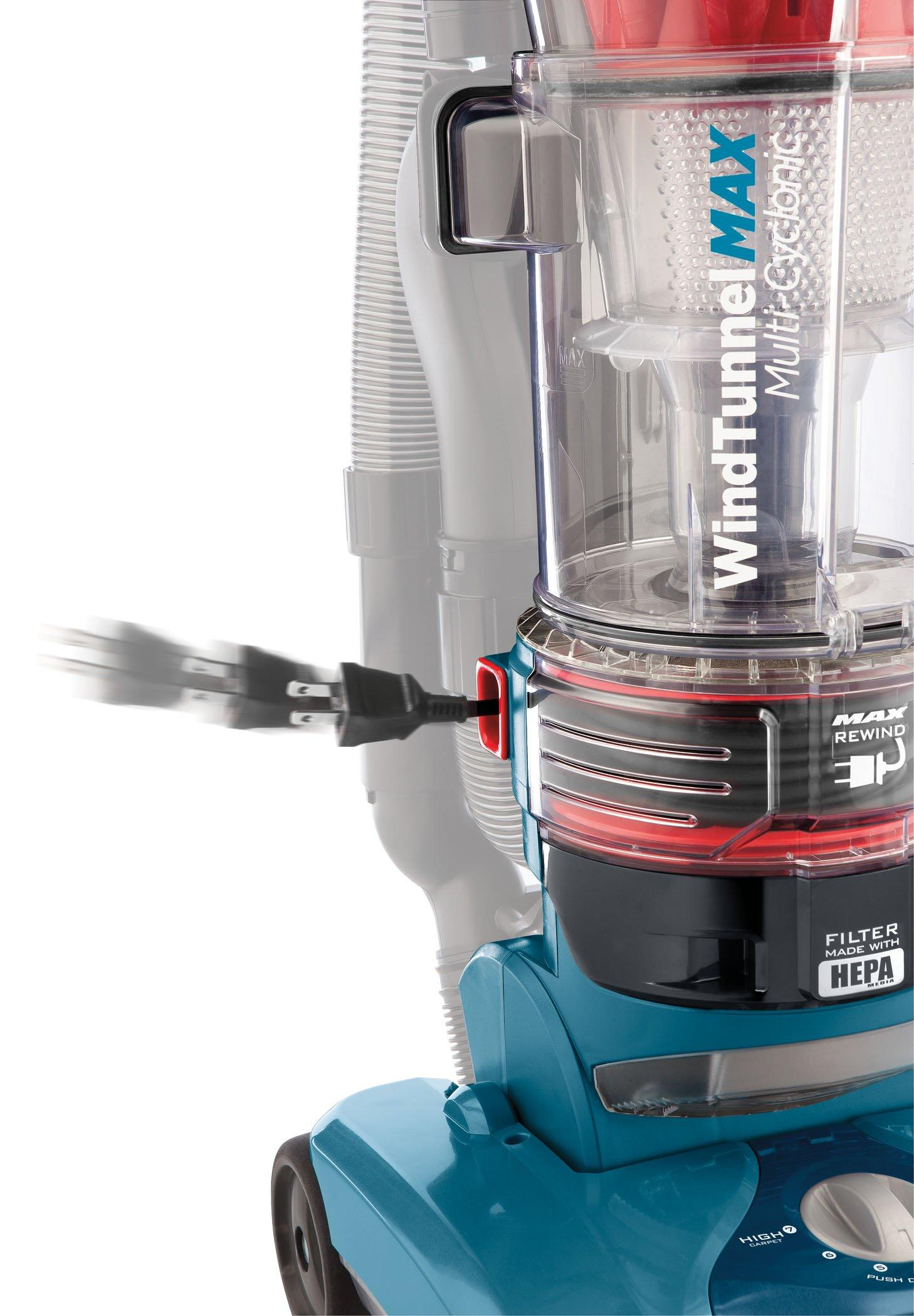 WindTunnel Max T-Series Upright Vacuum6