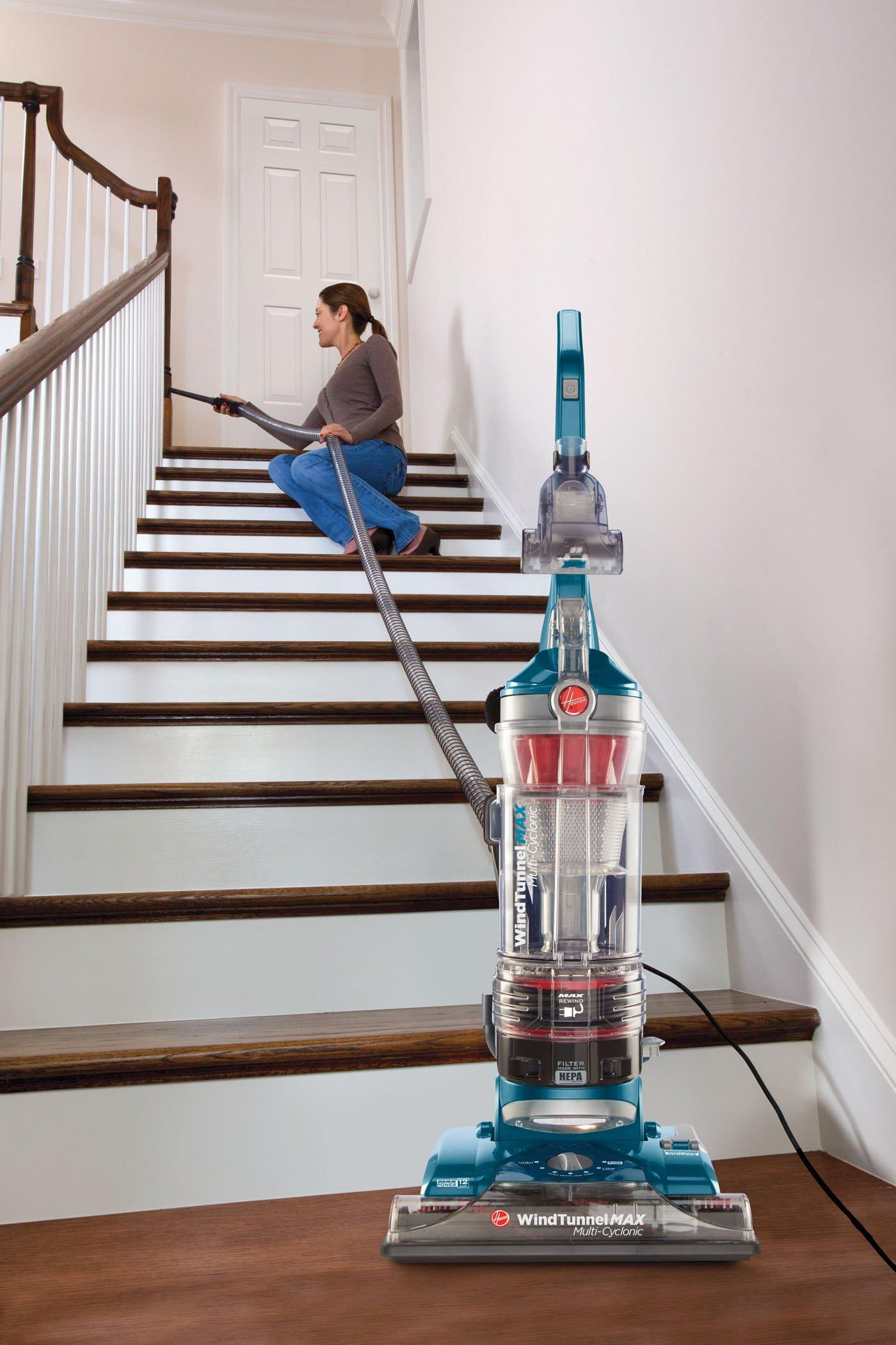 WindTunnel Max T-Series Upright Vacuum5