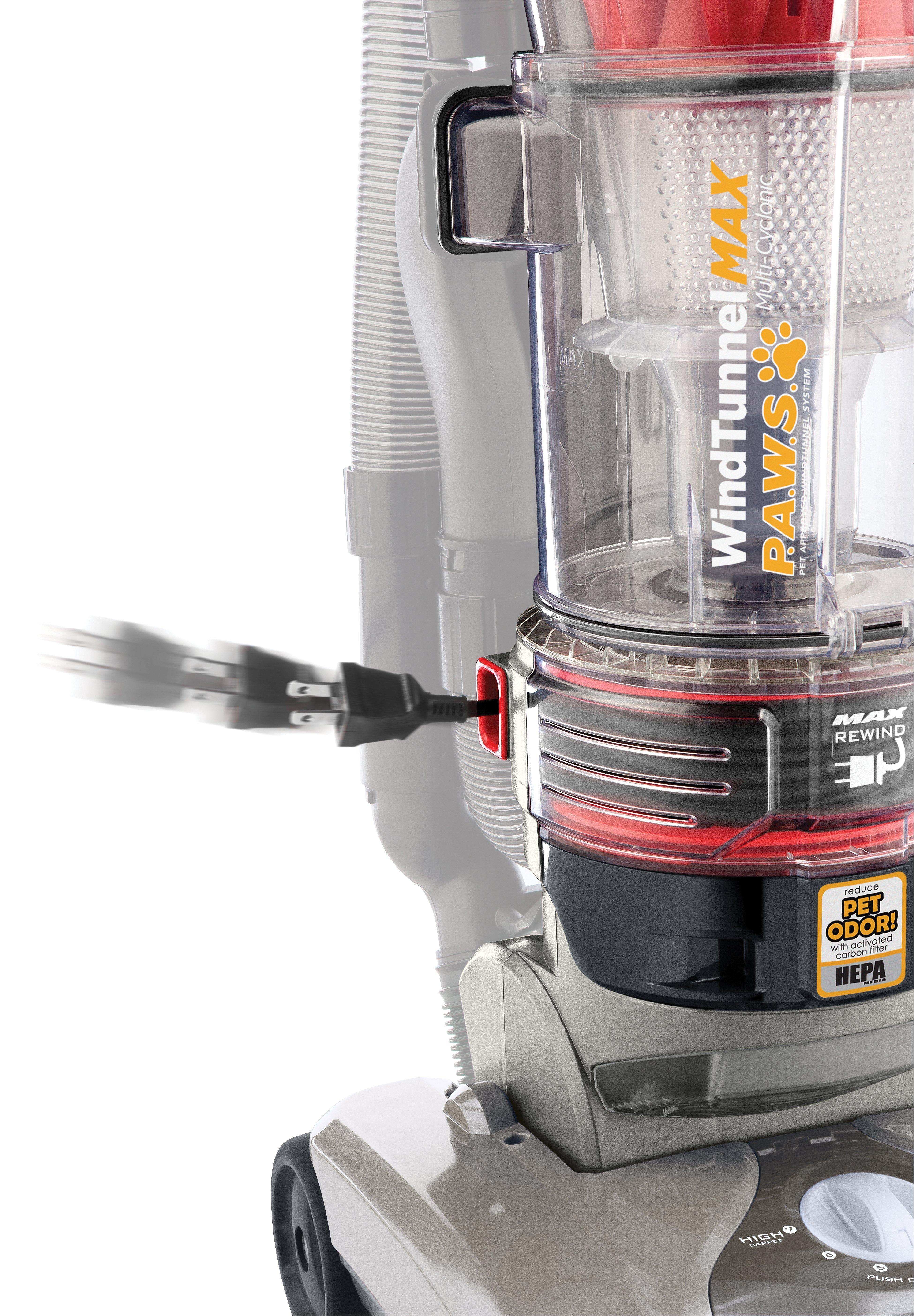 WindTunnel Max Pet T-Series Upright Vacuum8
