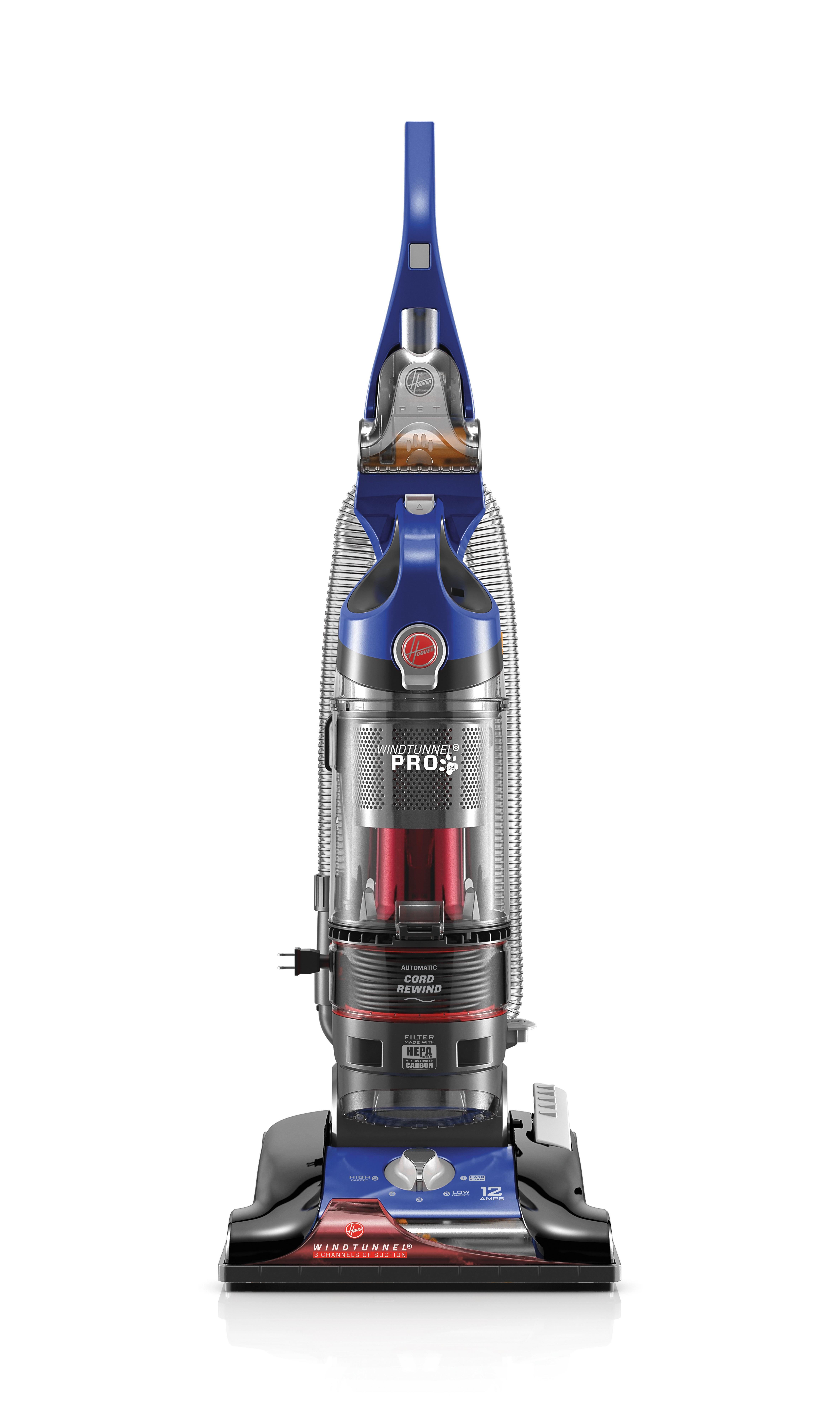 WindTunnel 3 Pro Pet Upright Vacuum