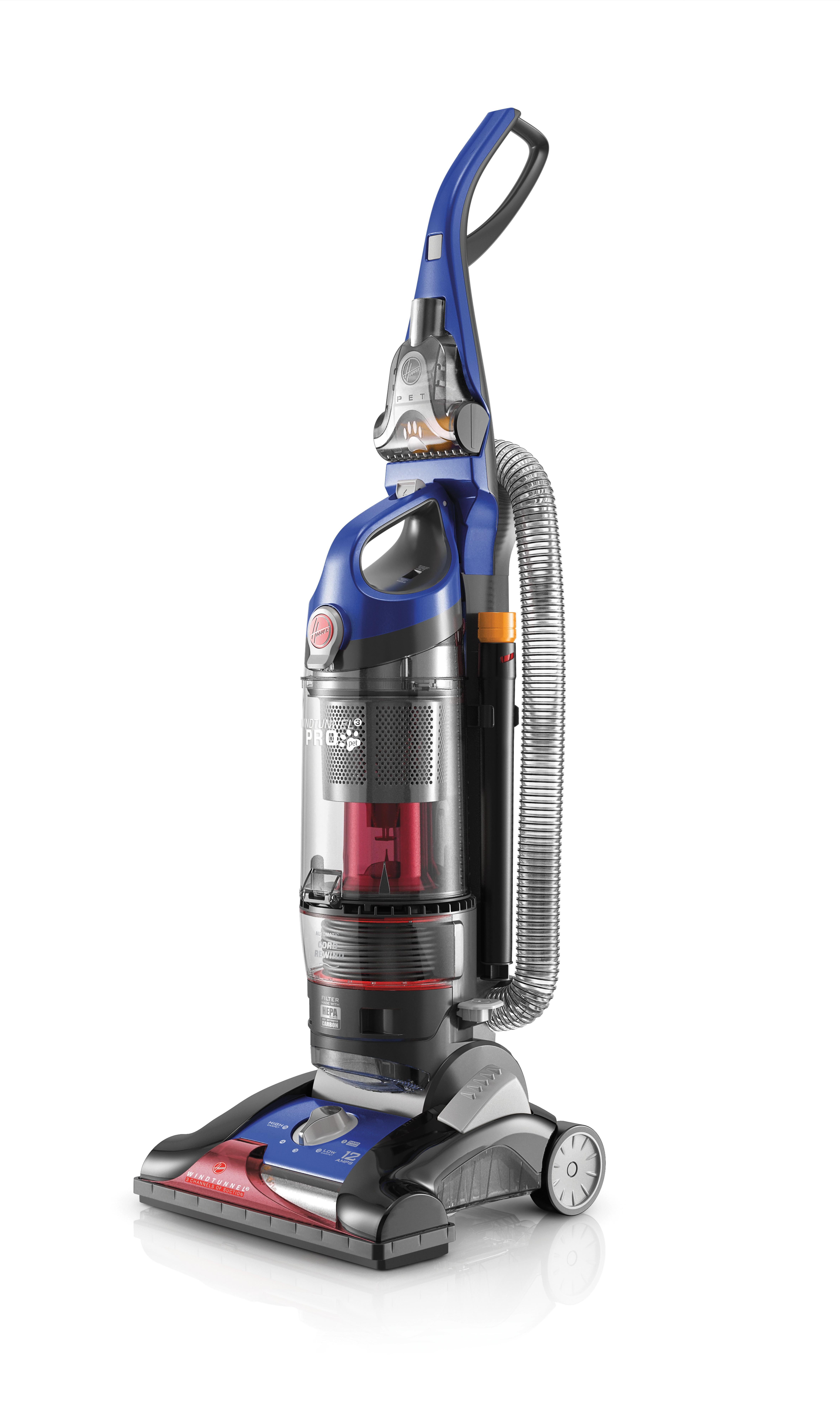 WindTunnel 3 Pro Pet Upright Vacuum2