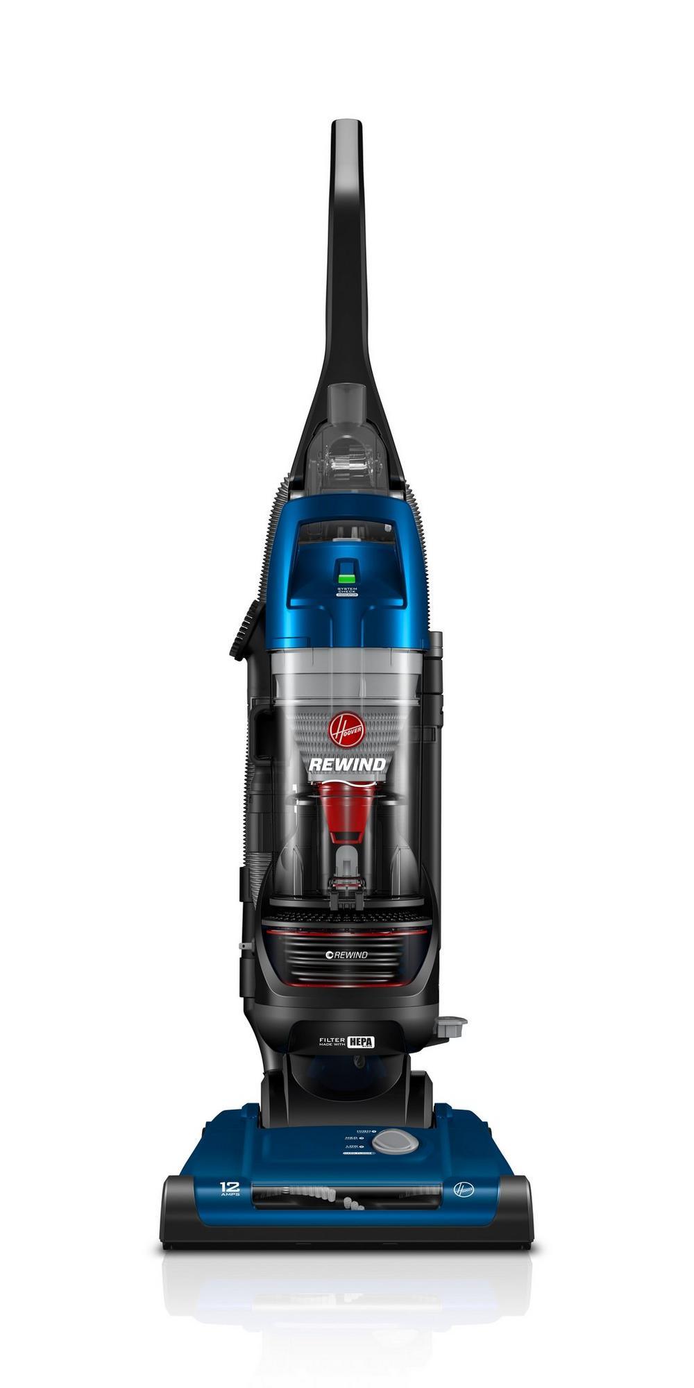 Rewind Bagless Upright Vacuum1