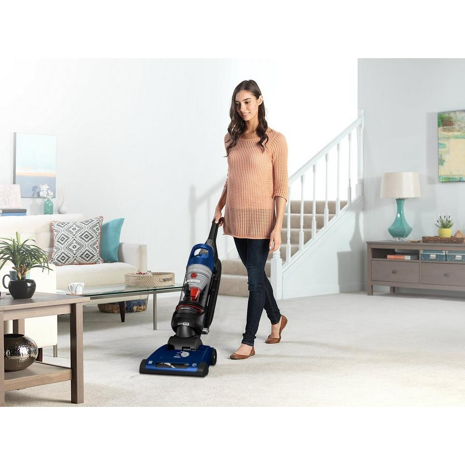 Rewind Bagless Upright Vacuum - UH71013