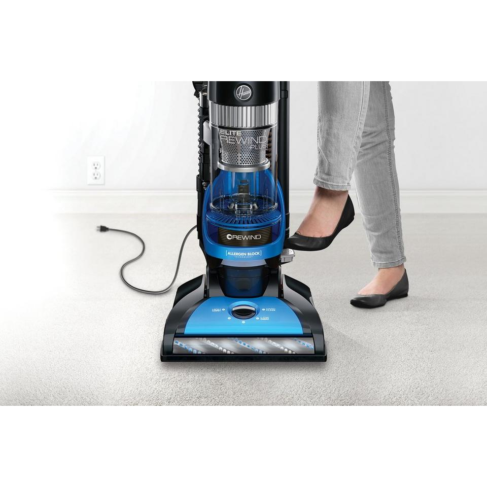 Elite Rewind Plus Upright Vacuum - UH71200