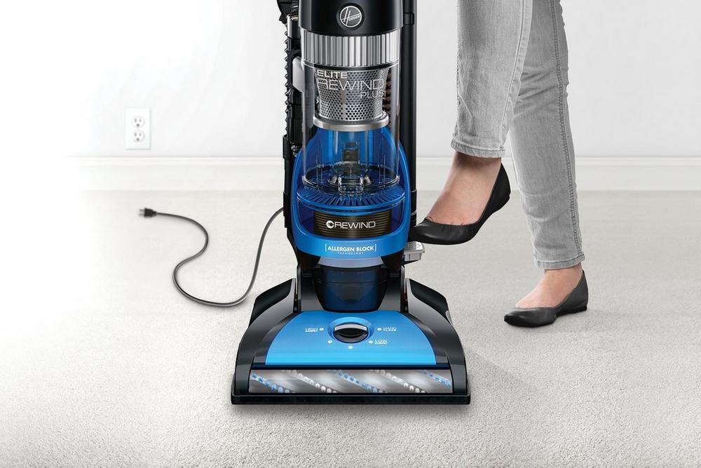 Elite Rewind Plus Upright Vacuum8