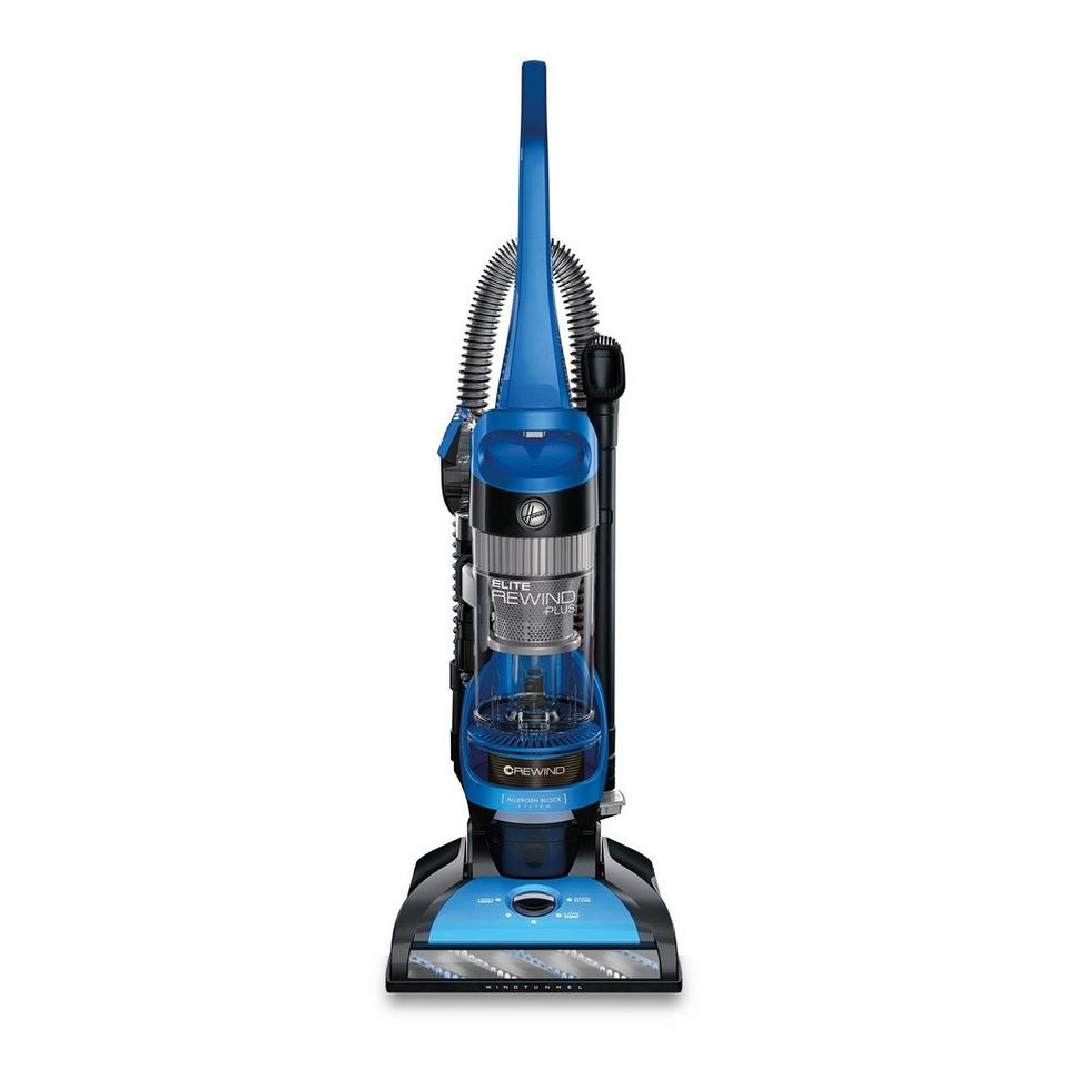 Elite Rewind Plus Upright Vacuum