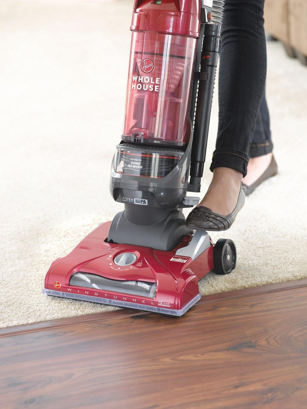 Reconditioned Whole House Upright Vacuum2
