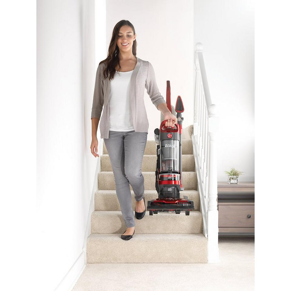 Hoover Whole House Rewind Bagless Upright Vacuum Cleaner ...